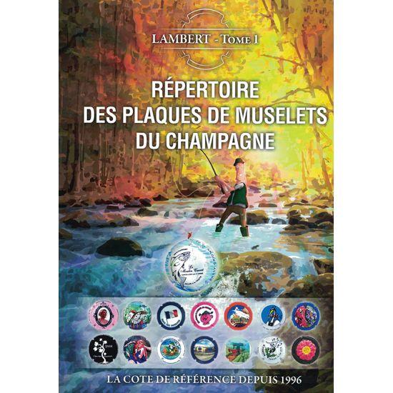 LAMBERT 2017 - Plaques de Muselets de Champagne