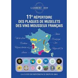 LAMBERT 2019 - Plaques de Mousseux