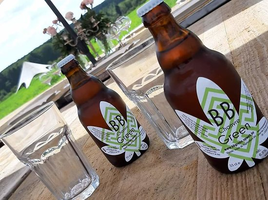 Bière Bio au Chanvre BB Green