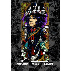 Impression d'art Alice Cooper