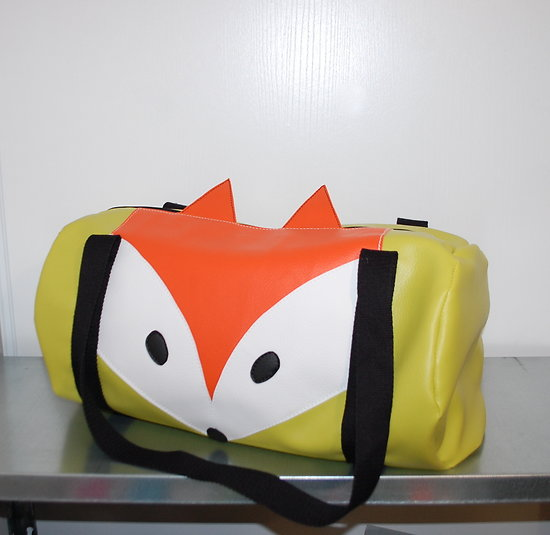 Sac de sport renard-Sac week end renard