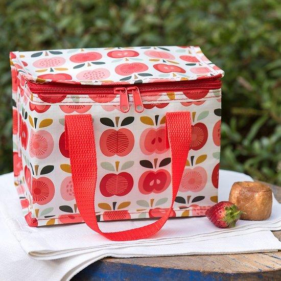 Mini glacière design Pomme Vintage