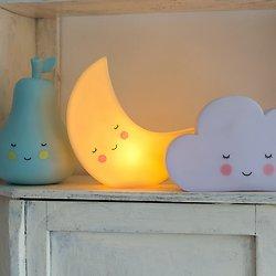 Veilleuse Lune LED