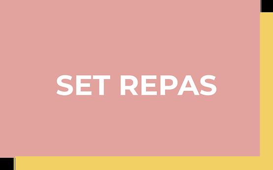SET REPAS