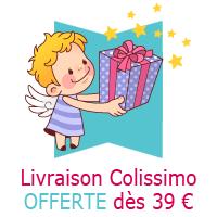 Livraison offerte pour la France dès 150 %u20AC d'achat