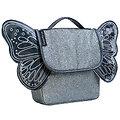 Sac à dos paillette Bleu avec ailes de papillon - Caramel et Cie