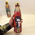 Bouteille isotherme en acier inoxydable - Frida Kahlo