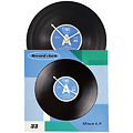 Horloge rétro Disque vinyle 33 tours