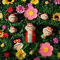 Vase Cache pot Frida Khalo - Sass and Belle