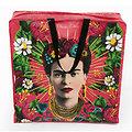 Shopping bag Frida Kahlo - Temerity Jones