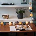 Guirlande lumineuse décorative premium programmable ELVIS - La Case de Cousin Paul