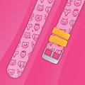 Bracelet interchangeable Twistiti Pink