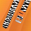 Bracelet interchangeable Twistiti Zebra