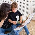 Bouteille Sensorielle Montessori Bébé Petit Boum Spy Mer et océans