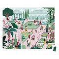 Puzzle 200 pièces - Paris - Le jardin botanique - 7/9 ans