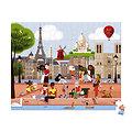 Puzzle 200 pièces - Paris - 7/9 ans