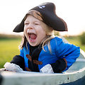 Déguisement enfant Pirate Luxe - 5/7 ans