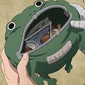 Porte monnaie grenouille Naruto