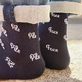 Chaussettes Hommes - Les Pile ou Face - Marine - Taille 39/42