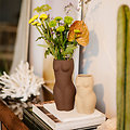 Vase corps femme BODY Doiy Grand - Brun/Marron