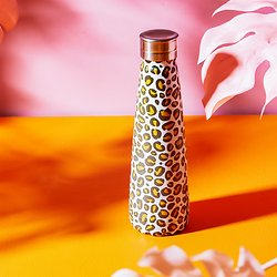 Gourde bouteille isotherme Leopard
