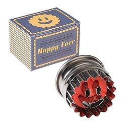 Emporte piece smiley Happy face