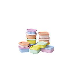 Set de 12 mini boîtes alimentaires