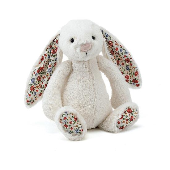 Peluche Jellycat lapin cream – Blossom cream bunny – Small BLB6CBN 18cm