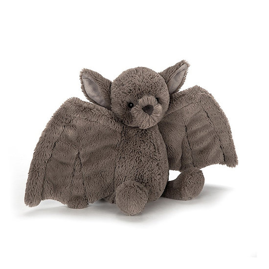 Peluche Jellycat Chauve souris – Bashful Bat - Medium