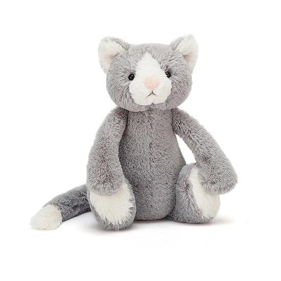 Peluche Jellycat Chat – Bashful Cat - Small