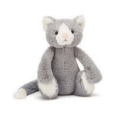 Peluche Jellycat Chat – Bashful Cat - Small