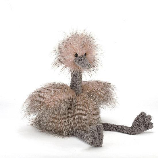 Peluche Jellycat Autruche – Odette Ostrich