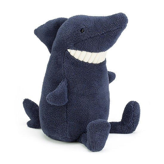 Peluche Jellycat Sourire Requin – Toothy Shark