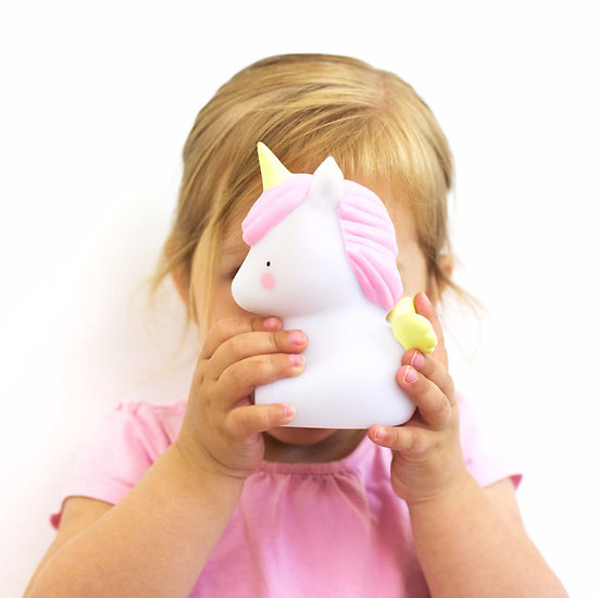 Petite veilleuse Licorne - A Little Lovely Company