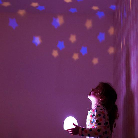 Projecteur lumineux Arc-en-ciel