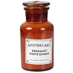 Bougie Apothecary Rosemary White Ginger GM