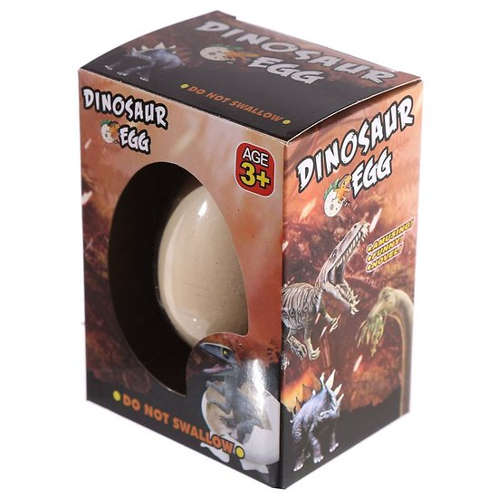 Oeuf à faire éclore Dinosaure Large
