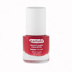 Vernis à ongles pelable à base d'eau Fuchsia