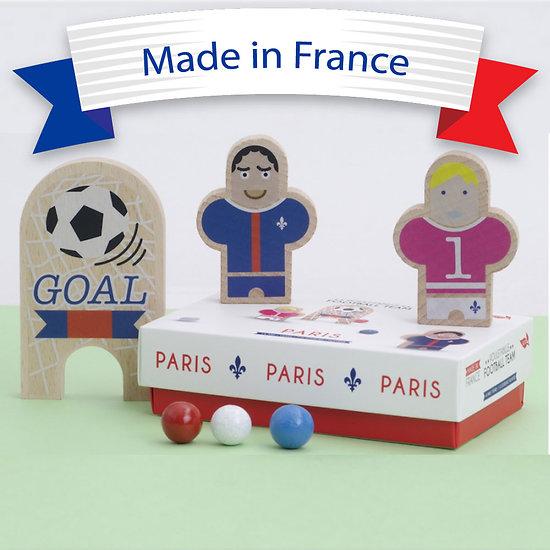 Rouletabille Football Team Paris