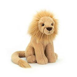 Peluche Jellycat Leonardo lion – Leonardo lion – Small LEO6L 19cm