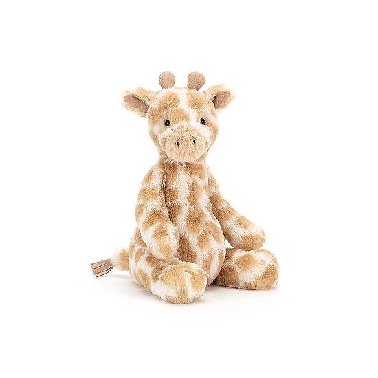 Peluche Jellycat Girafe puffle  – Puffles giraffe – Medium PUF2G 32cm