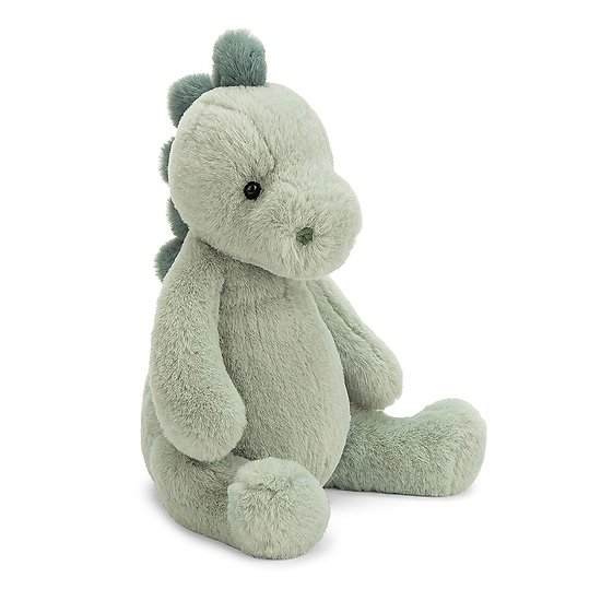 Peluche Jellycat Dino puffle – Puffles dino – Small PUF6D 19cm