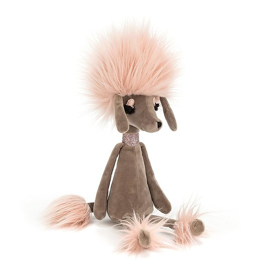 Peluche Jellycat caniche Penelope – Penelope poodle – SWE2PP 38cm