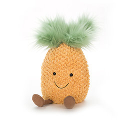 Peluche Jellycat Ananas – Amuseable Pineapple - A2P 25x15x14cm