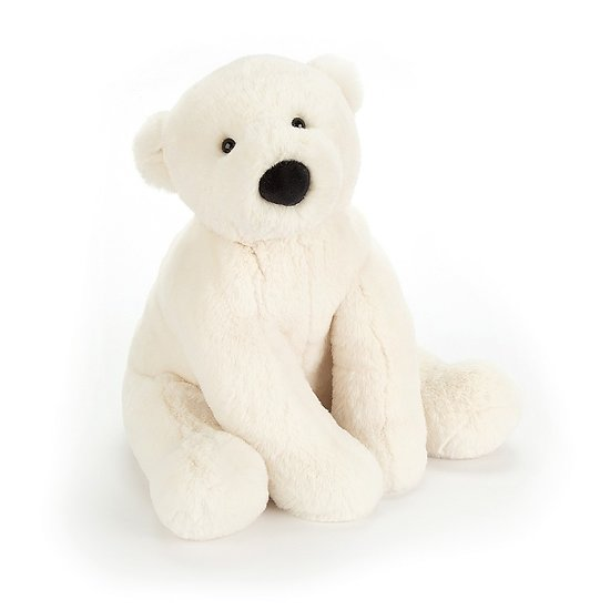 Peluche Jellycat Perry L'Ours Polaire – Perry Polar Bear - Large PE2PB 36cm