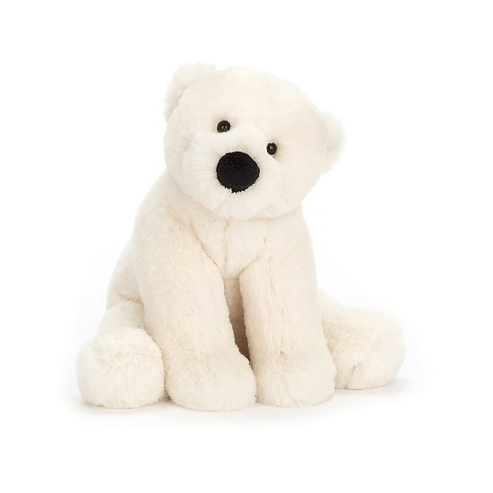 Peluche Jellycat Perry L'Ours Polaire – Perry Polar Bear - Small PE6PB 19 cm