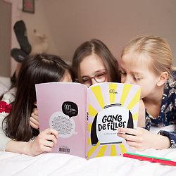 Cahier d'amitié - Gang de filles
