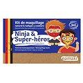 Kit de Maquillage Ninja & Super-Héros