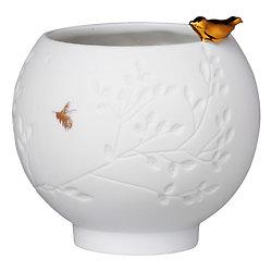 Petit Bol Porcelaine Oiseau