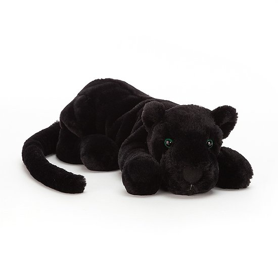 Peluche Jellycat Paris Panthère noire - Paris Panther - Little PP4P